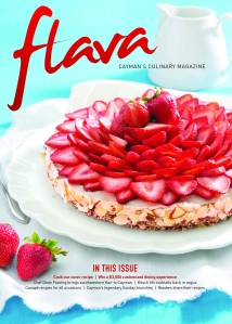 Flava 2015 Issue 2 Cover