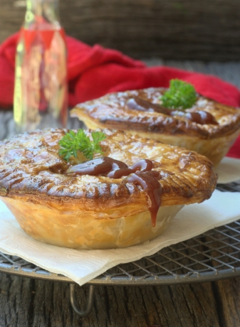 Pies at South West Collective