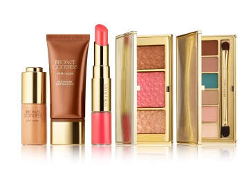 Estee Laude Bronze Goddess Collection