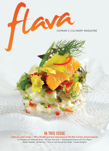 Flava 2016 Issue 1 cover