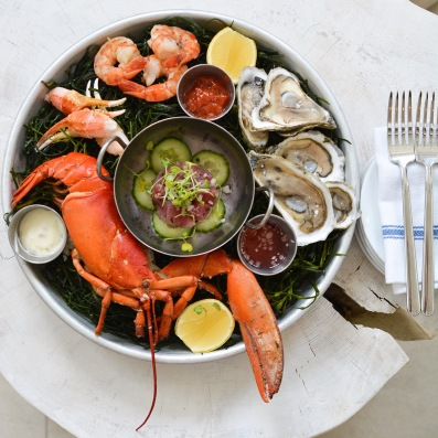 Anchor & Den - Food 19 - Raw Bar, Seafood Platter[602]