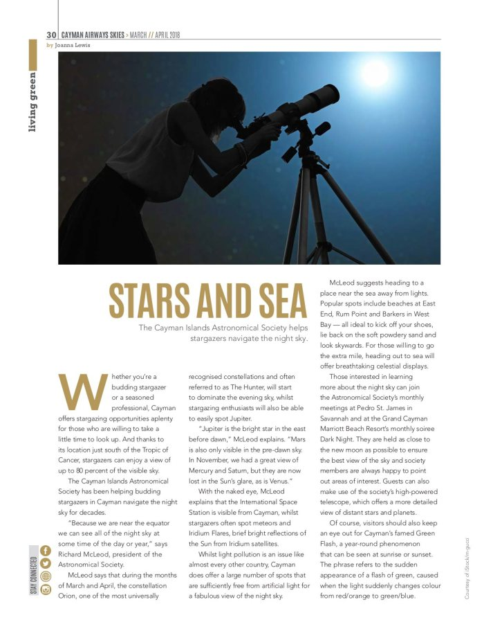 Stars and Skies