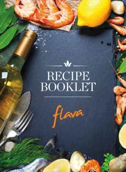Flava recipe booklet-01