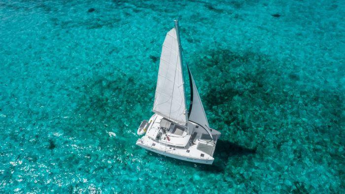 catamaran luxury on the water
