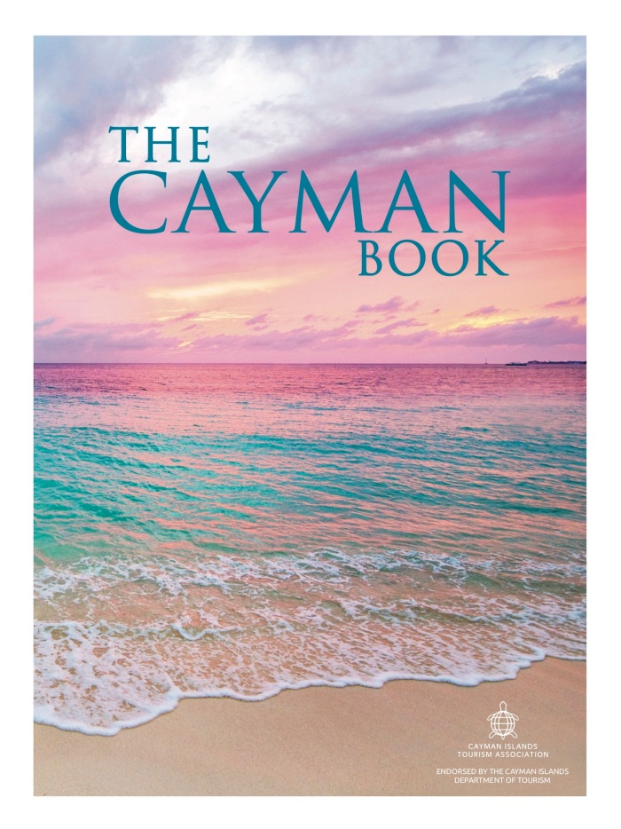 The Cayman Book cover