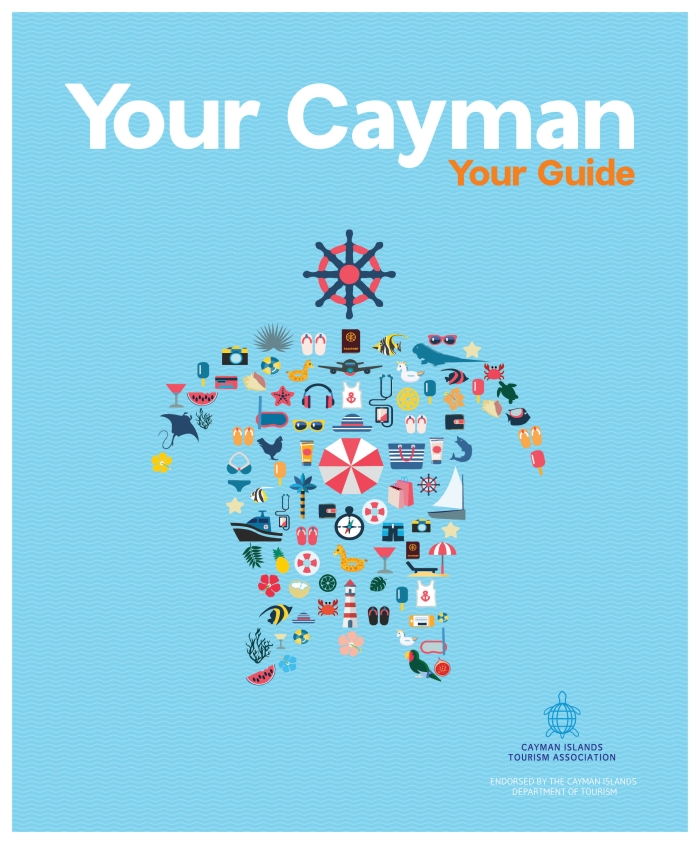 your cayman front cover
