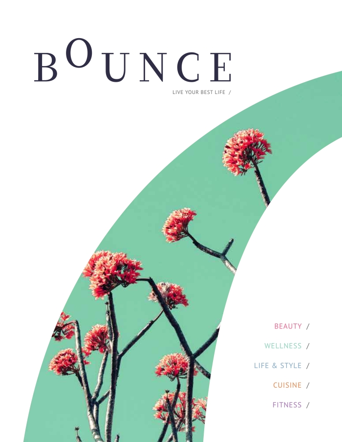 Bounce front cover issue 1 2019